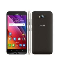 "notiztelefon 32g großhandel-Zenfone 2 Max ZC550KL Löwenmaul MSM8916 Quad Core FDD LTE 4G 2G RAM 5.5 ""Android 5.0 13.0MP Handys 5000mAh"