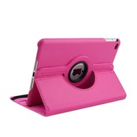 Wholesale Hot Smart Case Magnetic Non slip Embossed Leather Cover Stand Case For iPad mini