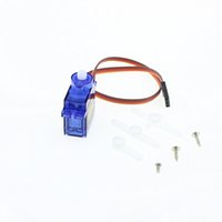 Wholesale Rc Voltage Regulator - Free Shipping 50Pcs lot SG90 9g Mini Micro Servo for RC for RC 250 450 Helicopter Airplane Car