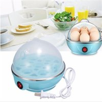 350W 220V 7 Eggs and More New High Quality Multifunctional Electric 7 Egg Boiler Cooker Mini Steamer Poacher Kitchen Cooking Tool Kitchen Utensil