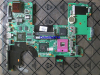 tarjeta gráfica nvidia para portátil al por mayor-496871-001 para la placa base HP HDX18 para computadora portátil G96-630-A1 PM45 con tarjeta gráfica NVIDIA La placa base para computadora portátil DDR2 está totalmente probada Funcionando a la perfección