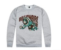 Wholesale Rap Hoodies - BILLIONAIRE BOYS CLUB BBC Hoodie sweatshirt hip hop clothes pullover fashion clothing brand new 2018 men hip-hop rap sweats