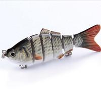 ingrosso attrezzature di pesca di alta qualità-Drop shipping New Minnow Esche da pesca Manovelle esca manovella Bass Crankbaits Affondare Popper Esca da pesca di alta qualità