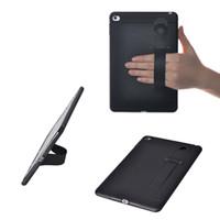 caso mini ipad para a mão venda por atacado-Suporte de suporte de alça de mão TFY com capa protetora para iPad Mini 4