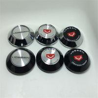 Wholesale caps for rims - 68mm Car Wheel Hub Rim Center Caps for Vossen CV3 ABS Car Wheel Center Hub Caps