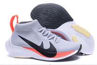 Wholesale Break Boots - Breaking 2 Air Zoom Running Shoes Zoom Vaporfly Brand Sneaker Men Sport Shoe Light Energy Boot Size 40-45 Free Shipping