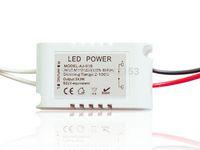 ledli sürücü kısılabilir toptan satış-2 adet 3X3 W Dim LED Sürücü için 3 W HP LED Işık Lamba AC110V ~ 240 V / DC9 ~ 12 V 600mA sürücü led led sürücü akımı