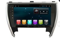 Wholesale Toyota Car Navigation Systems - Full Touch Screen Car GPS Navigation Android and Car DVD System Navigator For Toyota CAMRY(America Version)