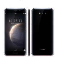 Wholesale 2k screen phone resale online - Original Huawei Honor Magic G LTE Mobile Phone GB RAM GB ROM Kirin Octa Core Android quot K Screen Eight Curved Surface Cell Phone