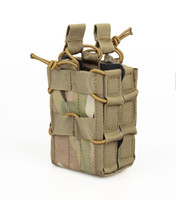 Wholesale Molle System Pouches - New Arrival Molle System Tactical Vest Pouch Double Molle Pouch For Outdoor Sport Free Shipping CL6-0097