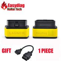 Wholesale X 431 Diag Auto - 2017 Launch X431 Easydiag 2.0 for Android iOS 2 in 1 Auto Diagnostic-tool launch x 431 easy diag update online with OBD 16 pin