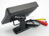 Wholesale Gps Picture - Onfine Car 4.3' TFT LCD Color Rearview Monitor for DVD GPS Reverse Backup Camera lcd monitor picture in picture