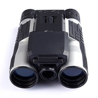 ingrosso marca digitale-All'ingrosso-12x32 HD Binocular Telescope fotocamera digitale da 5 MP fotocamera digitale da 2,0 '' TFT display full hd 1080p fotocamera telescopica Brand New