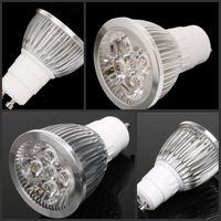 Wholesale 5x3w 15w spotlight bulb for sale - Group buy Dimmable E27 GU10 MR16 x3W W x3W W x3W W LED Spot Light Spotlight Lamp Bulb indoor downlight Equivalent to W Halogen Bulb