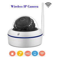Wholesale Ip Kamera Outdoor - Full-HD 1080p Security Camera Wifi Ip Camera H.264 2MP HD P2P Onvif Android IOS Smart Dome Network Video Surveillance Kamera