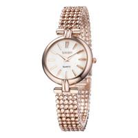 Wholesale Yaqin Quartz - Women Bracelet Watch Brand YAQIN Female Steel Delicate Elegant Ladies Clock Relogios Femininos 2016 New