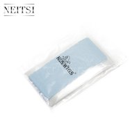 Wholesale Extensions Tabs - Neitsi 5Sheets 60Tabs Double Sided Tape Tabs for Tape in Human Hair Extensions 4.0 *0.8cm