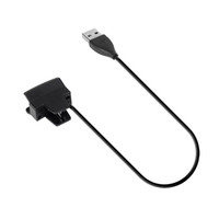 Wholesale black power cord for sale - USB Power Charger Charging Charge Cable Cord For Fitbit Alta Wireless Wristband Bracelet VS Fitbit Blaze Straps Apple watch Straps