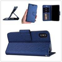 подставка для магнита оптовых-Для iPhone 8 7 Plus случаях флип бумажник кожаный чехол Магнит стенд Карты деньги чехол для Samsung Galaxy S8