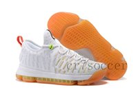Wholesale unlimited free - Kevin Durant Basketball Shoes KD 9 SUMMER PACK Trainers kd UNLIMITED Sports Shoes Men Sneakers Mens Outdoors mens Boots free shippment