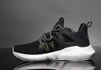 Wholesale Crazy Girls - BAIT x EQT Shoes,Women girls 3M reflective joint black white Sports running shoes,mens Gym Jogging Trainers Crazy Runner Training Sneakers