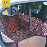 ingrosso sedile posteriore dell'amaca dell'automobile del cane-Stuoie impermeabili di sicurezza di trasporto libero protezione dell'amaca posteriore posteriore Pet Dog Car Mat copertura del sedile Pet Car Seat Cover Pet Products