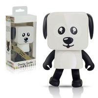 dog mp3 оптовых-2018 Мини Bluetooth-динамик Smart Dancing Dog Колонки Новые Мульти Портативные Колонки Bluetooth Динамик Творческий Подарок OTH126