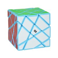 MoYu AoSu Axis Skew Magic Cube 4x4x4 Speed ​​Puzzle Cubes Megaminx Cube Block Speed ​​Cubes Aprendendo Educational Cubo MagicToys