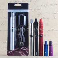 Wholesale Ecigarette Atomizers China - Hot sale Evod Mini Ago Blister Kit Dry Herb evod kit Evod Battery 900mah -1100mah dry herb Mini Ago Atomizer ecigarette China direct
