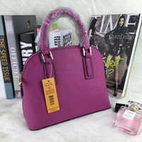 Wholesale Hard Nylons - famous brand fashion women bags TB lady PU leather handbags famous Designer brand bags purse shoulder tote Bag female Multi color
