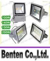 Wholesale Cheapest Led Flood Lights - Cheap Sale Led Flood Lights 100W 140W 150W 200W Warm white   Cool white Landscape Floodlight Outdoor Lamps LLFA216