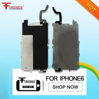 Wholesale Plate Assembly - for iPhone 6 LCD Shield Plate with Flex Cable Assembly Original New High Quality 4.7inch 100% Tested Dropshipping