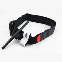 Wholesale First Strap - Portable First Aid Quick Slow Release Buckle Bracelets Medical Military Tactical Emergency Tourniquet Strap Outdoor Survival Supplies
