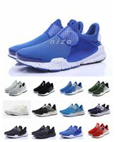 Wholesale Cheap Green Socks - 2017 Air Presto Fragment X Sock Dart SP Lode Outdoor Running Shoes Cheap Women and Mens Sports Sneakers Boots Size 36-44