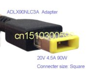Wholesale Hp 72 - 20V 4.5A AC Power Supply Adapter Charger replacement for Lenovo PA-1900-72 45N0245 Y40-59423035 Notebook Square Connector 90W