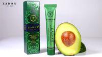 Wholesale Bar Skin - New Zador Fine Bar Makeup cover Pure Natural Avocado Oil Professional Face Concealer Makeup Base 13 Colors High Quality