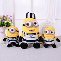 171217 20/30/40/50 / 60cm Minions Despicable Me Kevin Bob Nova chegada HotSell Stuffed Animals Brinquedos de peluches Birthday Gift Action Figure