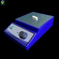 Wholesale Chemistry Experiments - TOPTION MS-PC 3L Magnetic Stirrer Mixer Chemistry Laboratory Experiments Magnetic Stirrer Stainless Steel Stir Plate With Stir Bar 3000rpm