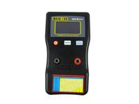 compteur de circuit achat en gros de-Freeshipping AutoRanging ESR Condensateur Faible Ohm 100KHz Testeur de Circuit Condensateur Compteur Jusqu'à 0.01 à 100R