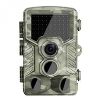 Wholesale Infrared Shooting - H-801 Full HD Infrared Night Vision Hunting Camera 16M Trap Support 8M-32GB SD card IP56 Waterproof Outdoor Shooting Digital Cameras
