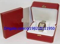 браслет 18k часов оптовых-Оптовая продажа-Новый 100 XL мужские 18k Золотой Стальной браслет автоматические часы Мужские спортивные часы оригинальный футляр