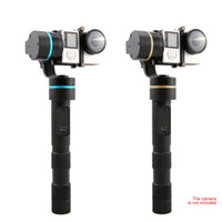 Wholesale Handheld Steadycam Stabilizer - Feiyu FY-G4 Ultra 3-Axis Handheld Gimbal Steadycam Camera Stabilizer Photo for Gopro 3 3+ 4 D1853G