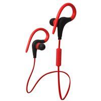 Wholesale Ears Monitors - BT-1 Stereo Blutooth Sport Headphones Wireless Earphones In Ear Monitor Noise Canceling Handsfree Headset bluetooth wireless headset