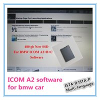 Wholesale Ista P - For bmw icom ssd 480gb super speed newest software ista p ista d expert mode windows 7 for 95% laptops