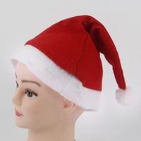 Wholesale Woven Winter Beanies Wholesale - Christmas hats, non-woven fabrics, adult hats, Christmas decorations wholesale