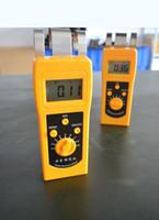 medidores de humedad para paredes al por mayor-Medidor de humedad de hormigón de asideros de Toky, Medidor de humedad de construcción, prueba de humedad de pared, piso DM200C
