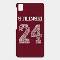 Wholesale Teen Wolf Iphone Case - High Quality Cell phone case For BQ Aquaris E5 E6 M5 X5 csae Teen Wolf Stilinski 24 Patterned Cover Shell Phone Case