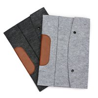 Wholesale Notebooks Best Price - New Notebook Laptop Sleeve for Macbook Air Pro Case Cover 11 13 15 Inch Computer Bag Laptop Bag Best Price Tablet Accessories