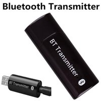 USB No Yes Bluetooth Audio Transmitter Wireless USB Music Stereo Dongle Adapter for iPhone 6s Samsung S7 Computer TV Tablet 3.5mm Audio Adapter