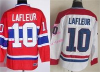 Wholesale Hockey Jersey Guy Lafleur - canadiens #10 guy lafleur red.jpg 2015 Ice Winter Jersey Cheap Hockey Jerseys Authentic Stitched Free Shipping Size 48-56